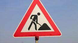 Auf der B62: Ortsdurchfahrt Kirtorf voll gesperrt
