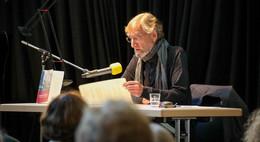 Ganz stark: Helmut Kopetzky liest aus seinen Nachkriegserinnerungen