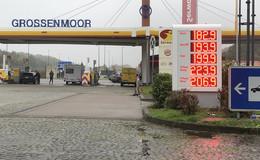 Spritpreis von 2,24 Euro - Wer soll das denn noch bezahlen?