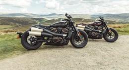 Stil und Performance: Die neue Harley-Davidson Sportster S
