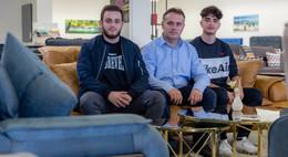 Möbelhaus24 eröffnet: Große Auswahl vom Sofa übers Bett bis zum Teppich