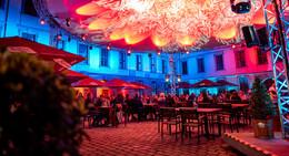 Genusswochen im Innenhof vom Stadtschloss: Rund 8.750 Gäste begeistert