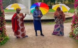 Weltmissionssonntag: Mütter für den Frieden berichten von ihrer Arbeit