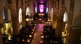 Es werde Licht: Lichtkonzept der Stadtpfarrkirche feierlich eingeweiht