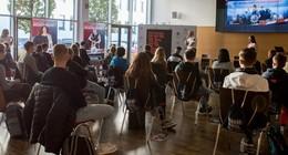 Knapp 40 Interessierte bei Infoveranstaltung des Polizeipräsidiums Osthessen