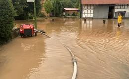 Unwetter zieht durch Osthessen: Mehrere Einsätze für die Feuerwehren