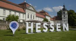 Großer Empfang beim Fürstlichen Gartenfest von Donatus Landgraf von Hessen