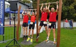 Starkes Teamergebnis für Tri-Focre-Athleten bei Kronberger Bike+Run