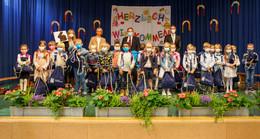 Großer Bahnhof für die Kleinen: Polit-Prominenz an der Bonifatiusschule