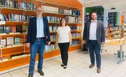 Bundesförderung für Büchereien in Schlitz, Bad Salzschlirf und Künzell