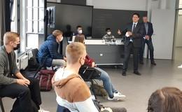 StudiumPlus begrüßt die neuen Studierenden wieder in Präsenz