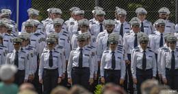 Sensibilisierung der Polizeianwärter ab dem ersten Tag des Studiums