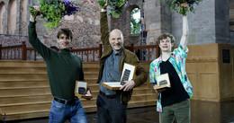 Götz Schubert erspielt sich als John Keating den Großen Hersfeldpreis