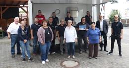 DRK Ortsverein erhält Spülmobil: Plastikmüllfrei für Klimaschutz und Umwelt
