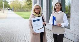 Hochschule Fulda erhält Nachhaltigkeitspreis für Gleichstellungsarbeit