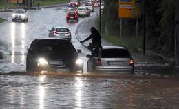 Regenreichster Sommer seit 10 Jahren: zu nass und kalt