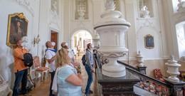 Geschichte zum Anfassen auf Schloss Fasanerie
