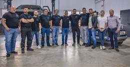 Autoservice Meti eröffnet auf 4300 Quadratmetern im Gewerbegebiet Kerzell neu