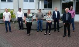 Grenzen des Wasserexports: FDP informiert sich bei der Schutzgemeinschaft