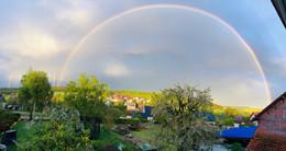 Maiwetter wechselhaft mit Regen und Wind: Kommt der Frühling noch zurück?