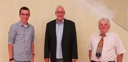 Ein weiterer Kandidat für das Bürgermeisteramt: Ingo Schwalm (SPD) tritt an