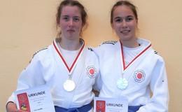 Lara Schäfer und Lea Leinweber für nationale Titelkämpfe qualifiziert