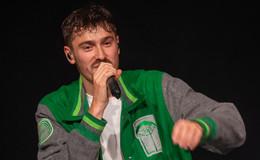 Intimer Live-Moment vor 200 Fans: Rapper Bengio war mal wieder zuhause