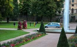 Messerstecherei im Fuldaer Schlossgarten: Hintergründe unklar