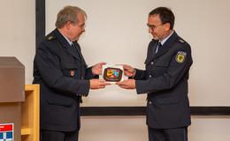 Personalratsvorsitzender Frank Martini bei Bundespolizei verabschiedet