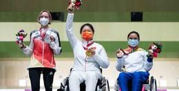 Schützin Natascha Hiltrop holt nächste Medaille bei den Paralympics
