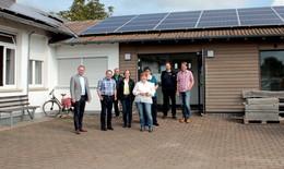 IKEK-Mittel unterstützen Dörfergemeinschaftshaus Moosbachtal