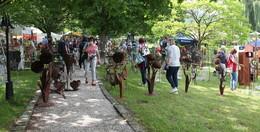 Vielfältiges Angebot: Besucher begeistert von Gartenfest rund um Wasserburg