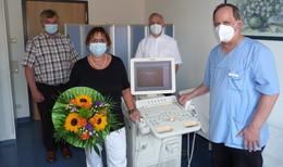 Susanne Simon-Becker verstärkt internistische Praxis am MVZ Eichhof