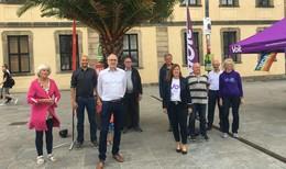 In der Stadtverordnetenversammlung: Zusammenschluss von SPD und Volt
