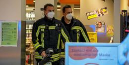 Gasgeruch: Lebensmittelmarkt in der Rabanusstraße geräumt