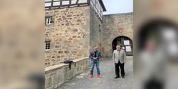 Michael Roth MdB: Bund fördert Sanierung der Burg Herzberg mit 125.000 Euro