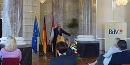 8. Hessischer Gedenktag für die Opfer von Flucht, Vertreibung und Deportation