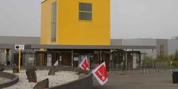 Amazon-Streik am Freitagmorgen in Bad Hersfeld kaum sichtbar