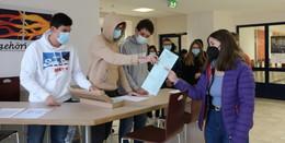 Ab der Klasse 9: Juniorwahlen an der Alexander-von-Humboldt-Schule