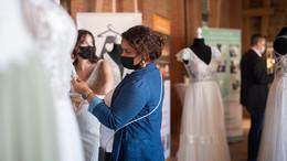Hochzeitsmesse auf Schloss Fasanerie begeistert