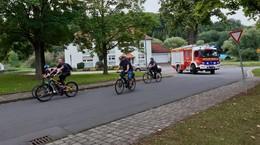 Nordhessen radelt für die Flutopfer - auch örtliche Feuerwehren machen mit