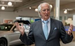 Firmenchef Helmut Sorg feiert heute seinen 80. Geburtstag