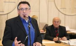 Jörg Brand (48) aus Bebra will Erster Kreisbeigeordneter werden