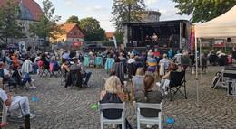 Kultursommer: Gil Ofarim begeistert auf dem Schlossplatz