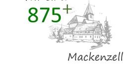Eine digitale Dorfrallye zum Jubiläum: 875 Jahre Mackenzell