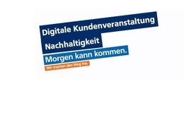 Livestream für Kunden der Volksbank: Nachhaltige Geldanlage