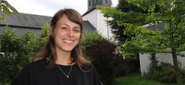 Neue Pfarrerin Nena Baumüller feiert am Sonntag Ordination