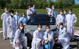 Junge Mediziner starten am Klinikum Bad Hersfeld ins Praktische Jahr
