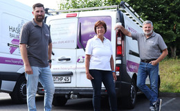Baudekoration Hasenpflug feiert 115-jähirges Firmenjubiläum