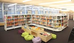 Kinder- und Jugendbuchabteilung besteht seit zehn Jahren